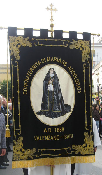 THE CONFRATERNITY OF HOLY MARY OUR LADY OF SORROWS