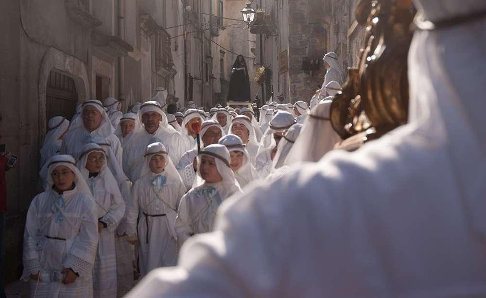 Vico del Gargano - Le Processioni - Settimana Santa in Puglia 2020 - Pasqua  in Puglia