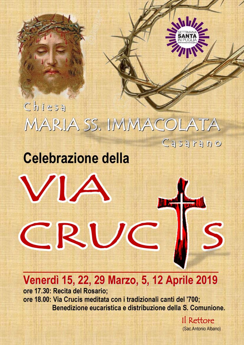 9697392467ee Canosa di Puglia - Le Processioni - Settimana Santa in Puglia 2019 ...